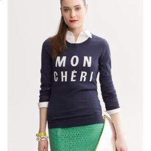 \Banana Republic\• Mon Cheri Pullover Sweater